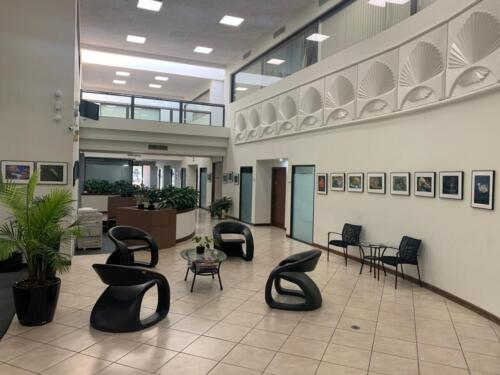 Summit Executive Center main hall