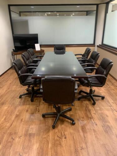 Summit Executive Center meeting room conference environment
