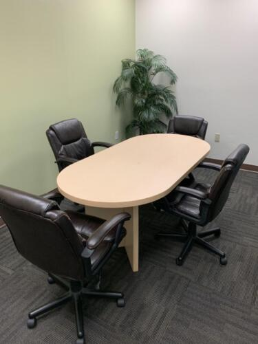 Summit Executive Center small meeting room